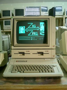 Apple IIe (Wikimedia Commons)