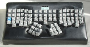 Early Maltron Keyboard